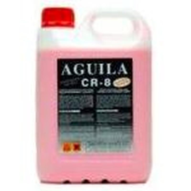 CRISTALIZADOR AGUILA CR-8 5L.: SERVICIOS  Y PRODUCTOS de Neteges Louzado, S.L.