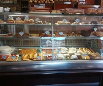 Cafetería o sala de té: Nuestros productos de Croissantería y Pastelería El Gordito