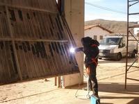 Reparacion urgente de puertas metalicas navarra