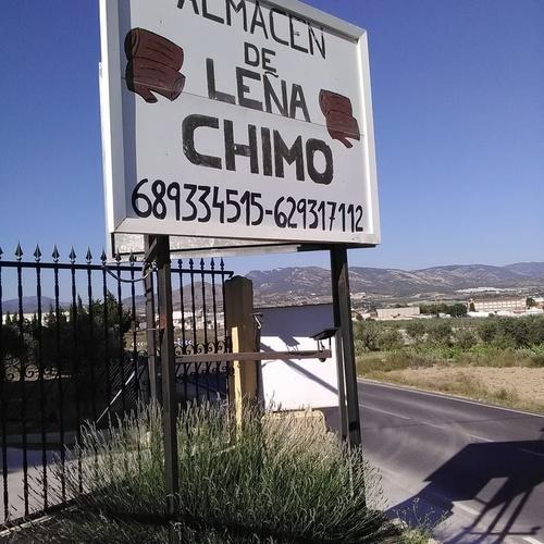 Almacén de leña en Alicante