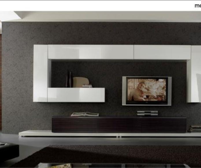 mueble salón moderno
