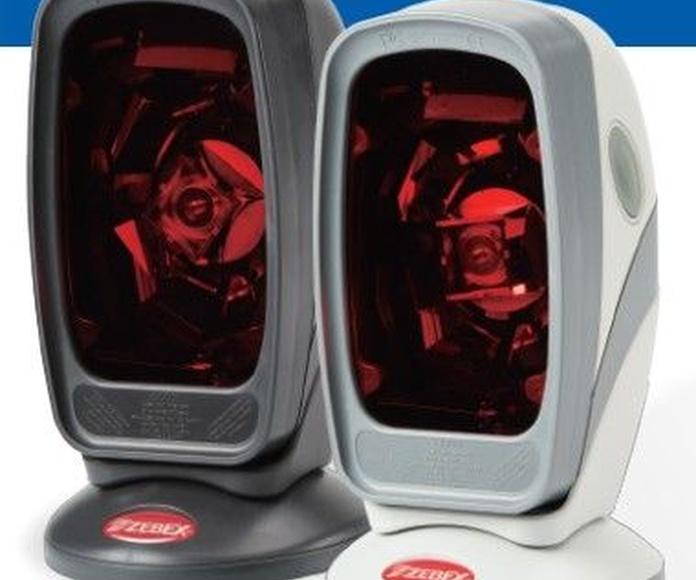 Scanner Zebex Mod-z6070: Productos  de Comercial Sacrida