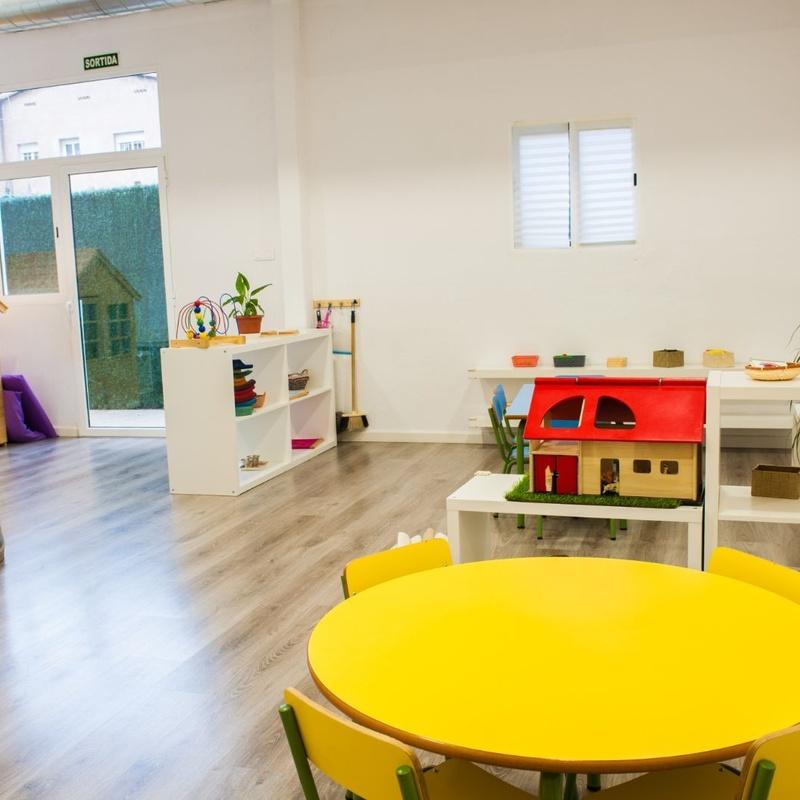 La escuela: Servicios de Llar d'Infants Somnis