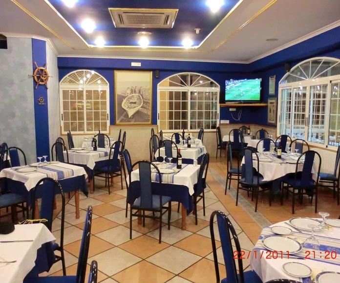Restaurante en Puçol