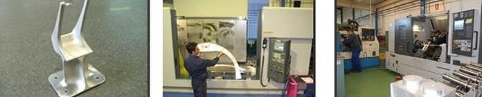 Mecanizado de precisión: Servicios de Sallén Aviación