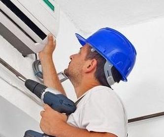 Instalaciones térmicas: Servicios de Temp-Confort