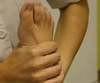 Cartera de servicios: Tratamientos de Fisioterapia de Jose Ramón Rodríguez Marín