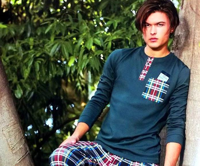 Pijamas para hombre