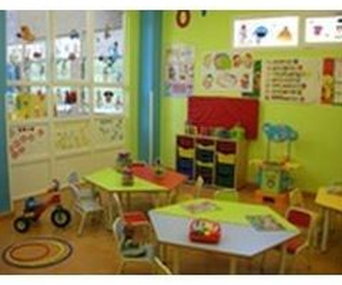 Aulas: Servicios de Centro Infantil  Arco Iris