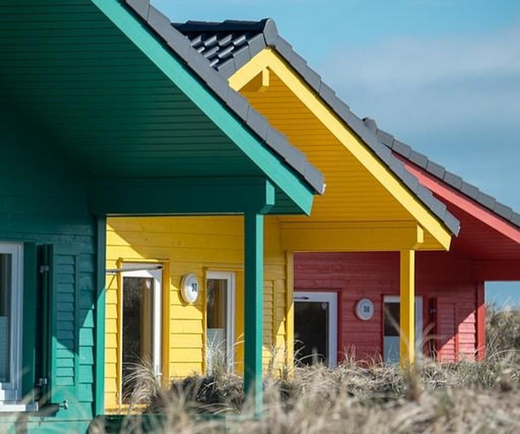 Cómo elegir el mejor color para la fachada de tu casa?