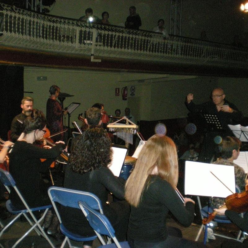 Cantata contes per telefon 2016: Escuela de música i Expresión  de Can Canturri