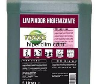 Desinfectantes limpieza: Tienda online  de Hiperclim