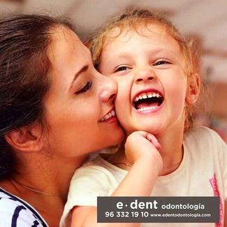 La salud buco-dental de la madre puede afectar a la de sus hijos