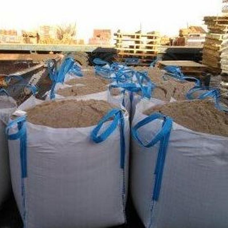 Materiales de construcción y piedra natural: Productos y servicios de Gres y Azulejos Galapagar