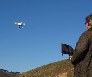 Pilotos de drones en Bizkaia