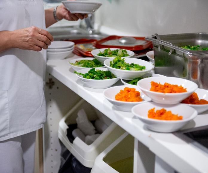 Comida casera: Servicios de Alogar Porriño