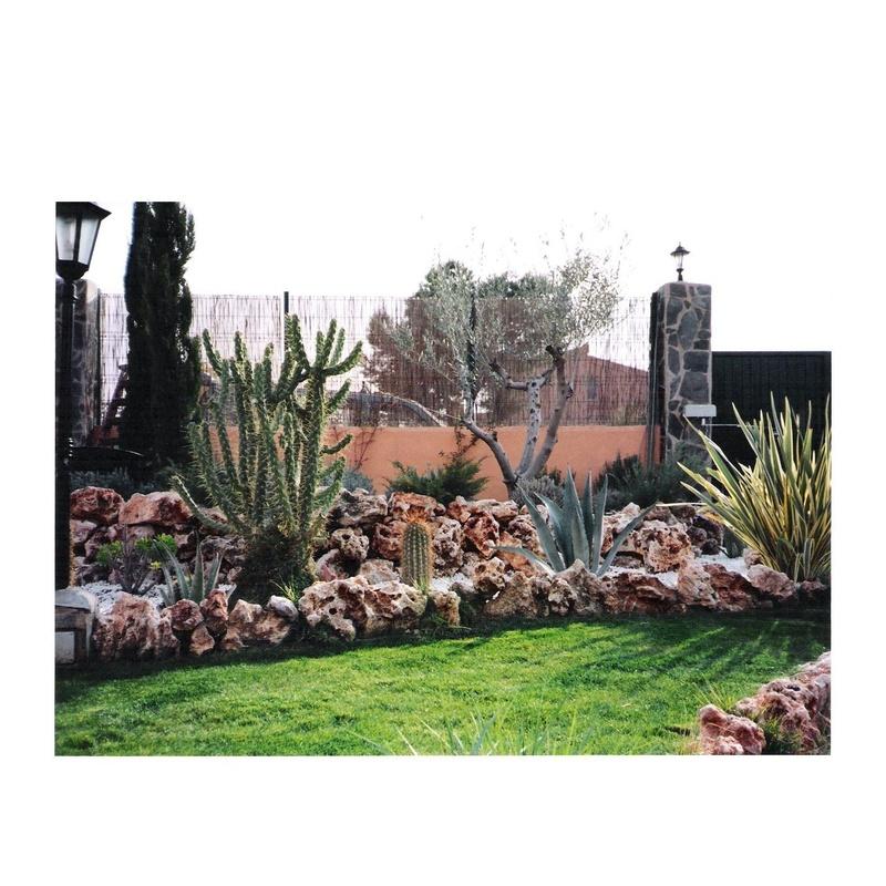 Diseños de jardines: Servicios de Sebastián Martínez Cosín