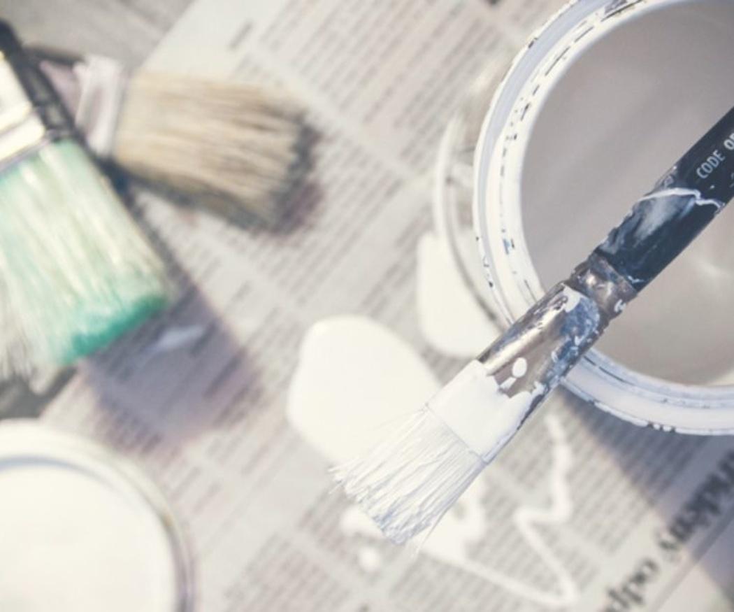 ¿Sabes cómo son las pinturas al temple y las plásticas?