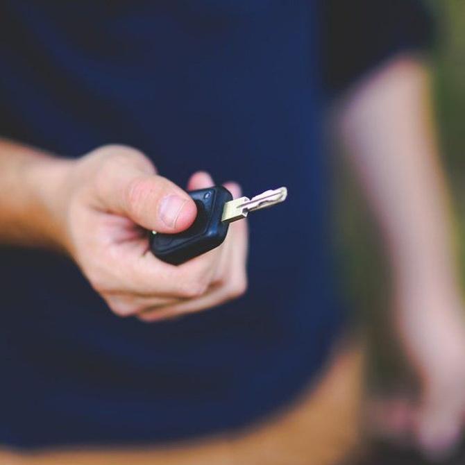Razones para llevarse dos llaves del coche en un viaje