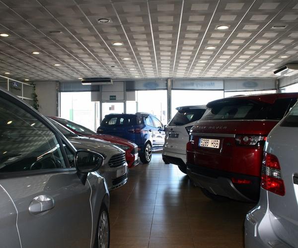 Si quieres comprar coche de ocasión en Granada, ven a Mercury Motor