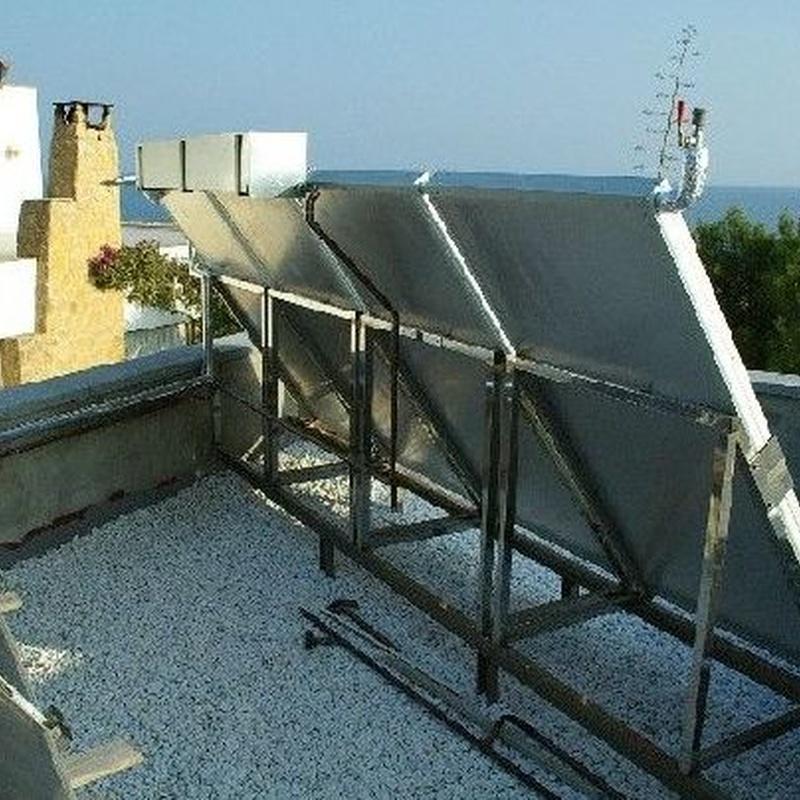 instalador de placas solares Torredembarra
