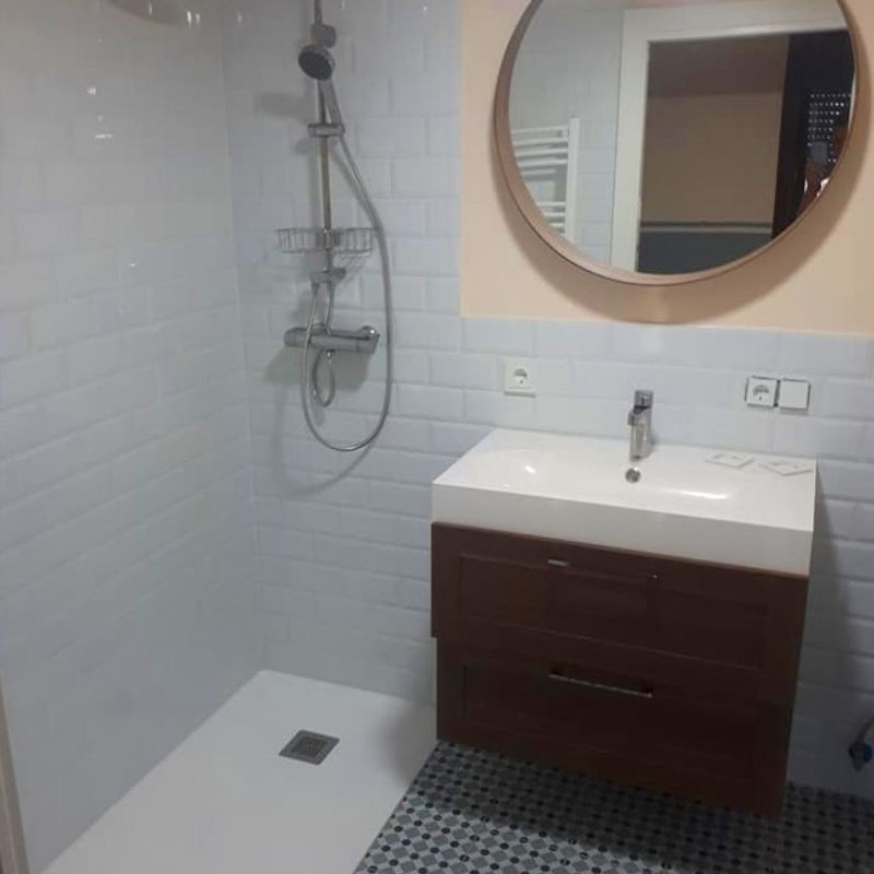 Reforma de baños Oviedo