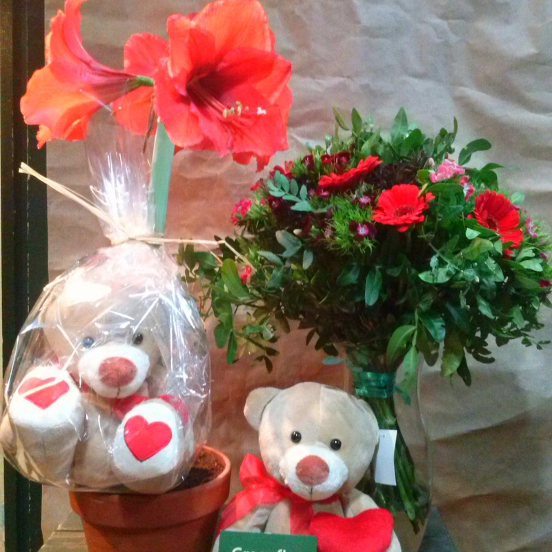 Bouquet de clavel de poeta.: Productos y servicios de Greenflor