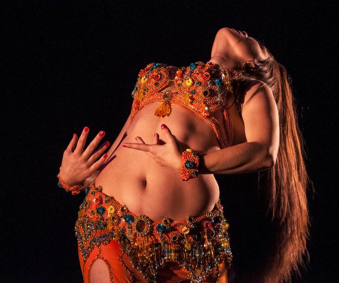 DANZAS ÁRABES, ORIENTAL & TRIBAL: Actividades y horarios   de Taller de Danza de Alcalá