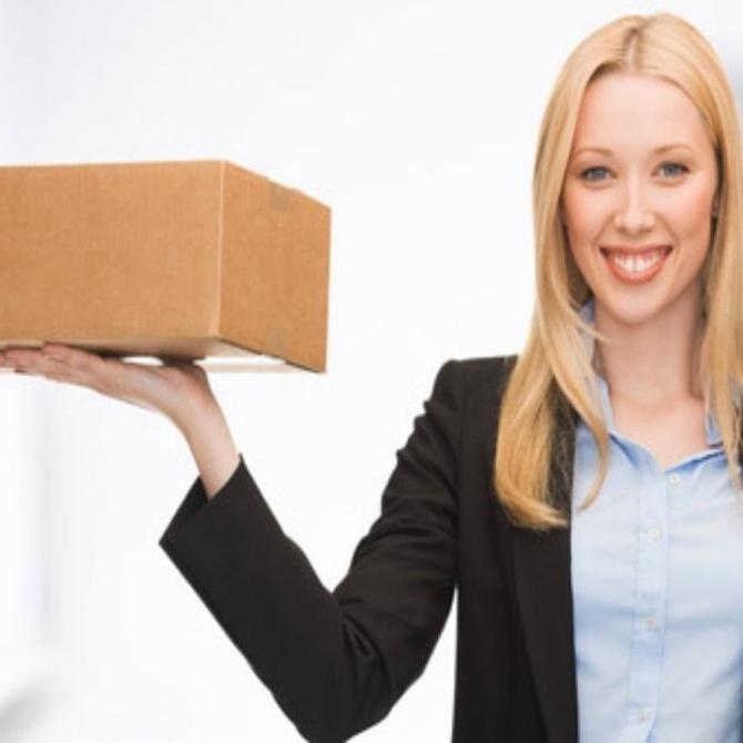 El aumento de los pedidos de productos a domicilio
