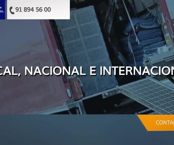 Mudanzas y guardamuebles en San Martín de la Vega | Delta Mudanzas Internacionales, S.L.