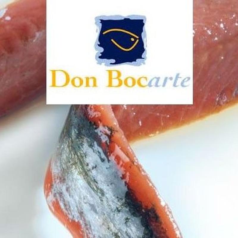 Conservas Don Bocarte (Santoña - Cantabria):  de Sergivan-Mar