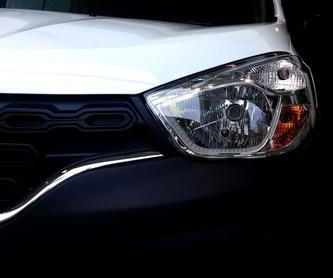 Alternador Mercedes: Recambios de coche de ALTER-MOTOR,  S.L.