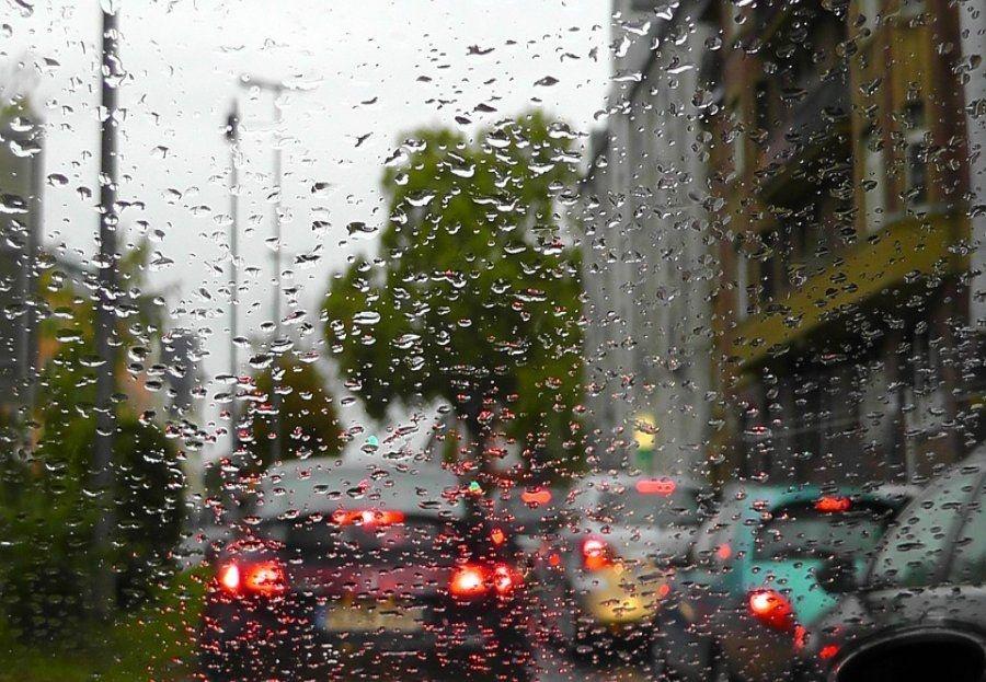 Los meses más lluviosos en Madrid