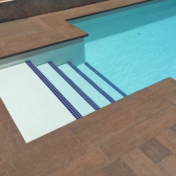 Una piscina mejora la salud de toda la familia