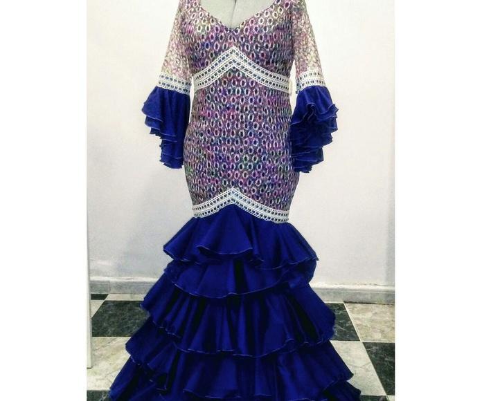Vestidos flamencos de feria