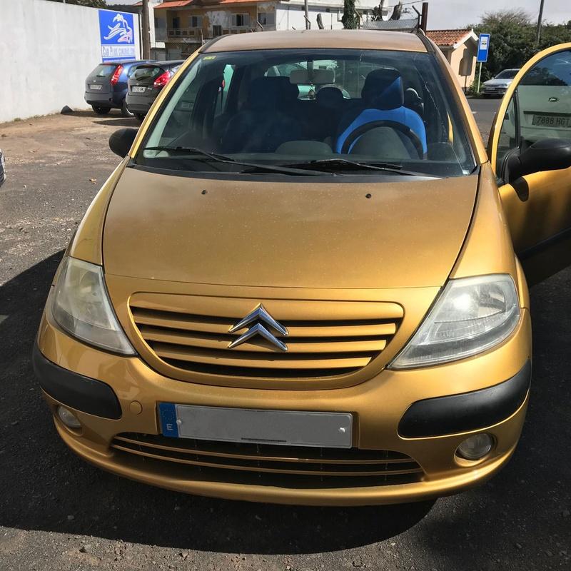 CITROEN C3 1.4i SX PLUS: Vehículos de ocasión de Car Plus Canarias