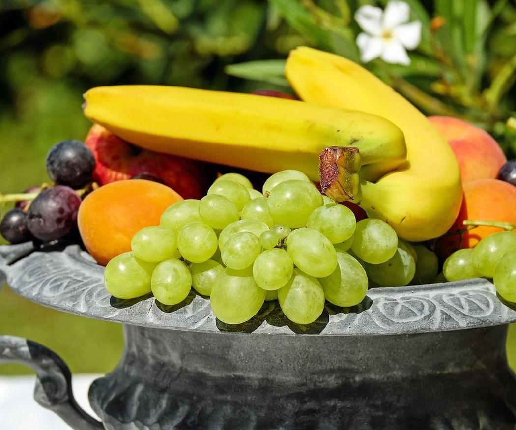 Cómo introducir frutas de temporada a tus platos