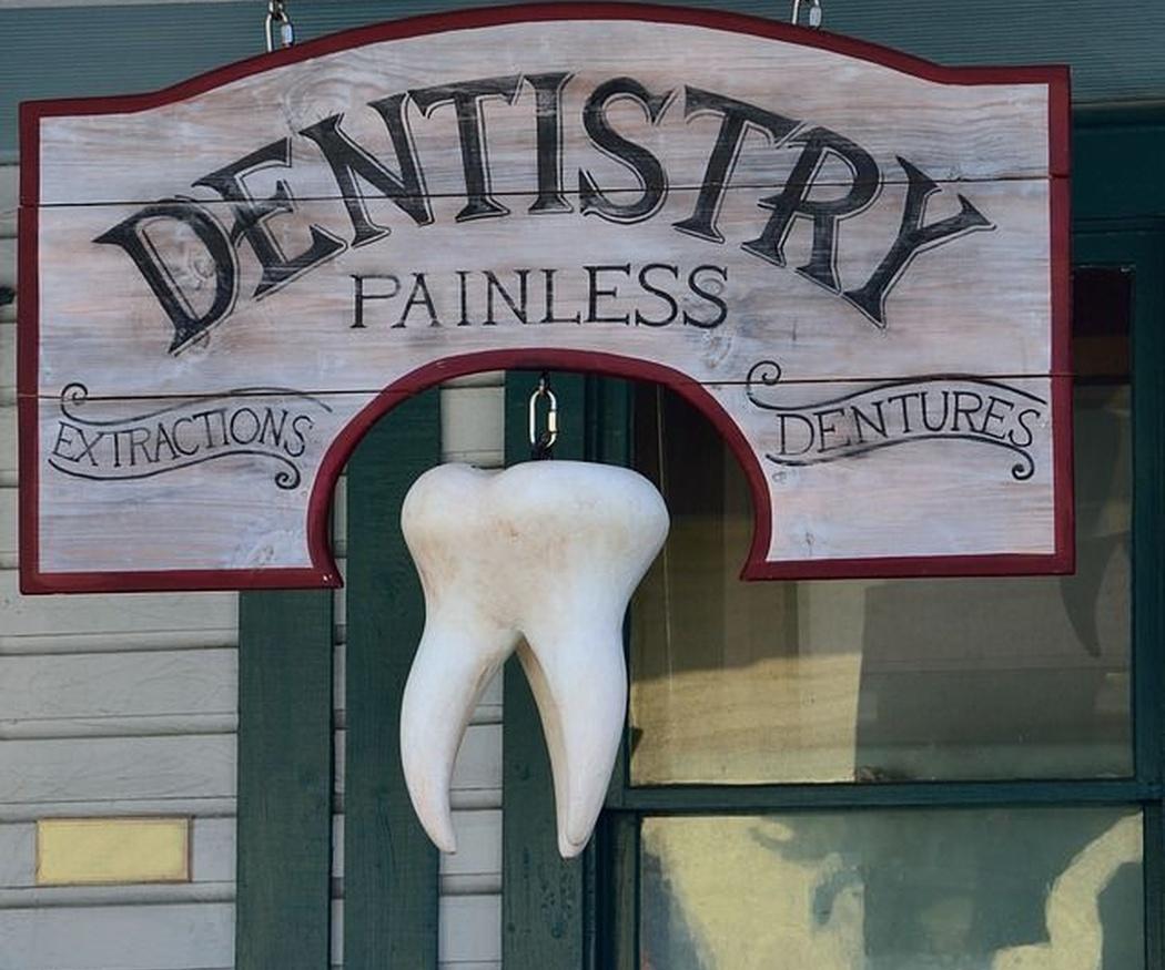 Sustitución de piezas dentales en la antigüedad
