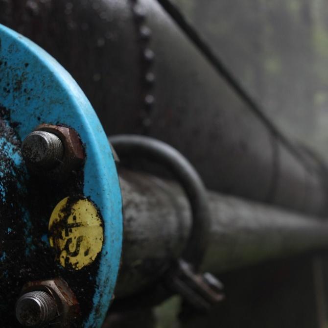 Qué hacer ante un atasco de la tubería