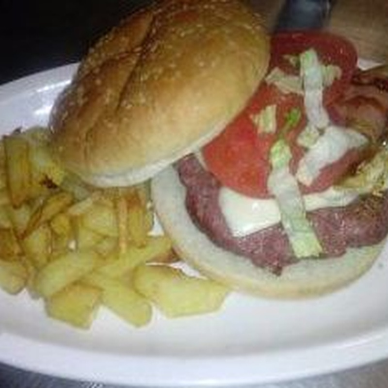 Hamburguesas: Carta de Restaurante Bar Chovi