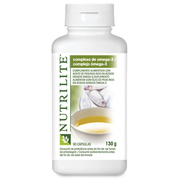 Complejo Omega 3 de NUTRILITE: Tienda online  de Víctor Manuel Halcón Bejarano