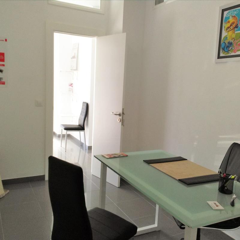 Instalaciones: Servicios de Clínica Veterinaria Okapi