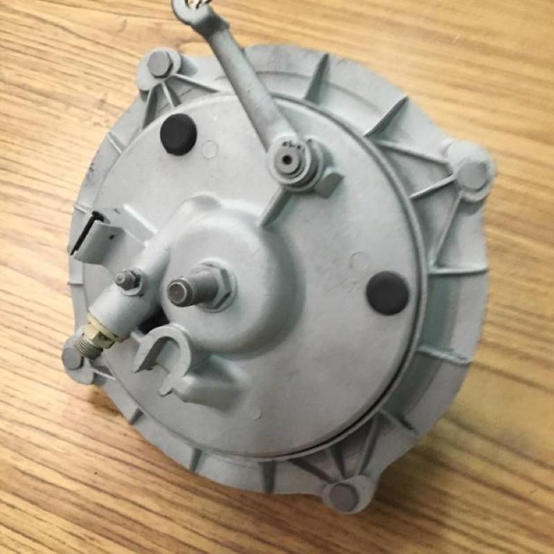 Granallado piezas aluminio moto: Servicios de Cromados Jaeván
