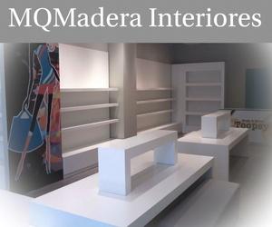 Diseño, fabricación y montaje de mobiliario comercial.