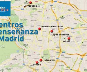 Seis escuelas en Madrid