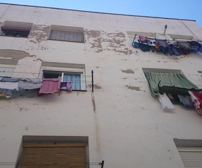 Rehabilitación de fachadas y patios: Servicios de Soluciones Verticales Zaragoza