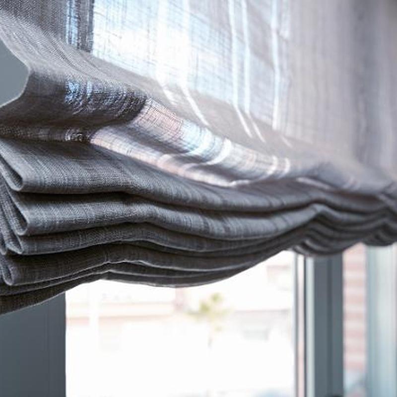 Cortinas plegables: Productos y servicios  de Ventanas y Persianas Persiplast