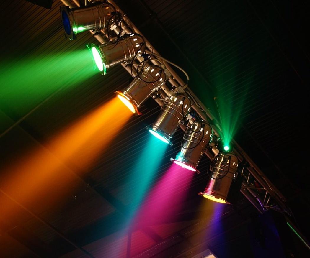 Sonido e iluminación para tu evento