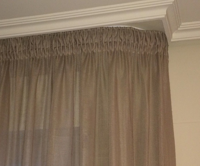 cortinas salon