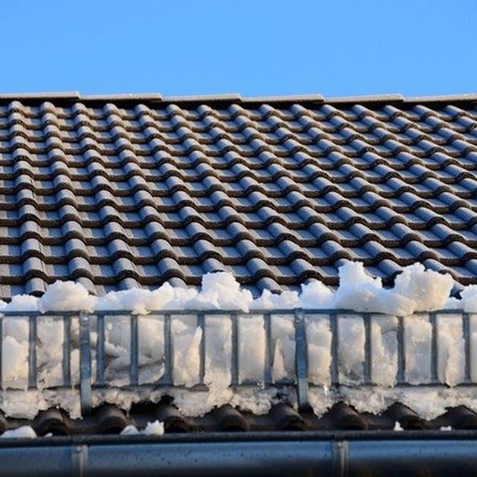 El clima de Móstoles y su relación con el estado de los tejados